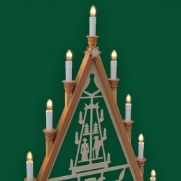 Detail Lichterecke Johann-Georgen-Städter, 60 cm