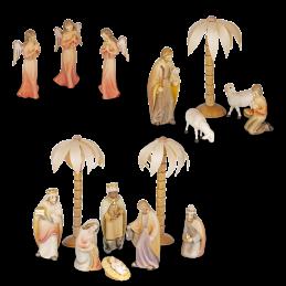 Christliche Figuren für 3-stöckige Pyramide