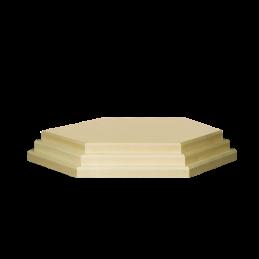 Zusatzsockel / Stufen nur für 4-stöckige Pyramide